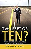 Two Feet or Ten?: Perspective Matters: What You Don't See When You Drive by David Peel (Author) #Kindle US #NewRelease #Law #eBook #ad