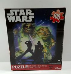 DISNEY'S 100 PC Puzzle Star Wars Original Films STARWARS LIGHTSABER in Toys & Hobbies, Puzzles, Contemporary Puzzles   eBay