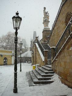 Prague, let me go back