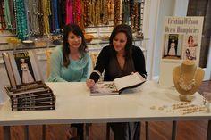 Carolina Bride Book Signing!  3.29.15