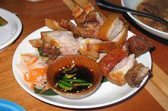 Lechon Kawali (Crispy Pan-Fried Roasted Pork). Photo by Kikai's Kitchen