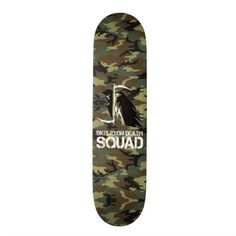 FMSDS Camo SKTBRD 1 Skateboard
