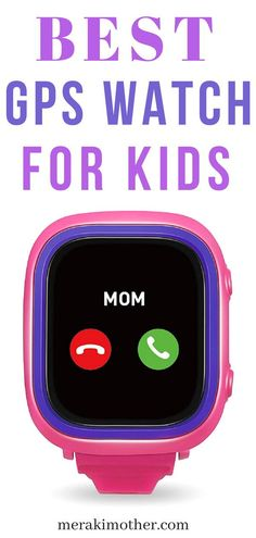 What are the best GPS watches for kids to keep them safe? Check our full review and best models for GPS tracker for children.