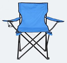 Outdoor folding up Chair Easy Carrying Beach chair Chair for fishing and Camping -- More info could be found at the image url. (This is an affiliate link) Camping Furniture, Camping Chairs, Outdoor Furniture, Outdoor Chairs, Outdoor Decor, Butterfly Chair, Beach Chairs, Easy, Image Link