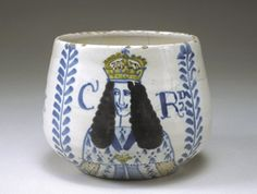 Souvenir of Charles II marriage to Catherine of Braganza 1663