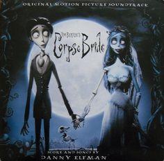 Danny Elfman - Tim Burton's Corpse Bride (Original Motion Picture Soundtrack) (Vinyl, LP, Album) at Discogs