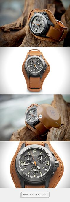 Gift idea: Victorinox Swiss Army Original Watch | $279 on sale from Amazon #holidaygifts #spon #timepiece