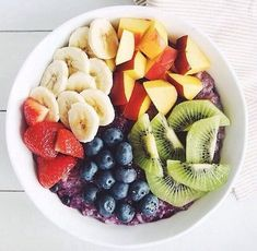 Yummy acai bowl.