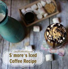 Epic S'more's Iced Coffee Recipe AD KillCliffColdBrew