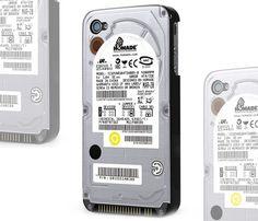 Funda Disco Duro para iPhone 4