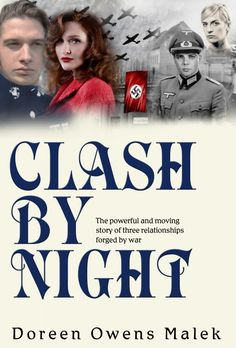 Clash by Night by Doreen Owens Malek on StoryFinds - #Historical - Three French Resistance fighters wage desperate struggle for freedom while their loves wait for them https://storyfinds.com/book/5720/clash-by-night