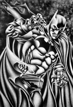 batman mark bagley hommage