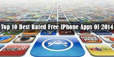 Top 10 Best Rated Free iPhone Apps Of 2014:  http://www.exeideas.com/2014/03/top-10-best-rated-iphone-free-apps.html
