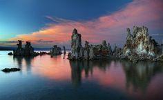 Photo by Gavin Hardcastle (Nanaimo, BC, Canada); Mono Lake, California