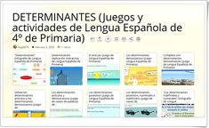 Texts, Spanish Language, Teaching Resources, Learning, Reading, Games, Activities