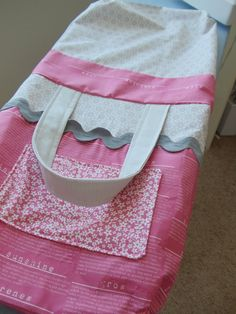Learn how to make this one quick tote bag, and you can pretty much make them all. There are so many cute bag patterns out there, but most ...