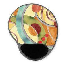 Europa Gel Mousepad> Just #mousepads - regular and gel!> #PatriciaSheaDesigns