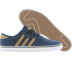 save off 3ec79 a7fce Adidas Skate Seeley (university blue   cracan   black) G65527 -  64.99