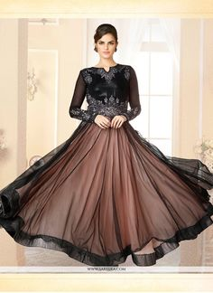 Image result for designer black gown
