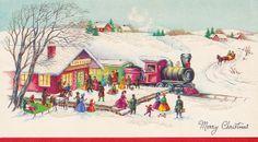 Christmas Card by jerkingchicken, via Flickr
