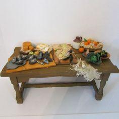 Tudor table.