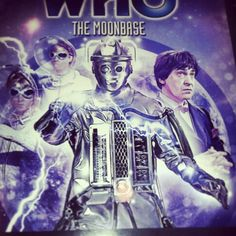 Day 28: Favorite DVD cover: The Moonbase