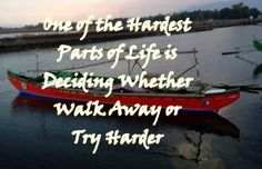 walk away Walking Away, Healthy Living, Journey, Life, Healthy Life, The Journey, Healthy Lifestyle