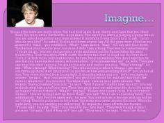 Niall Imagine!! AHH the feels WHYYYYYYYYYYYYY GOSKJALR;EOKJN RGSE;NAHRGLKLGKDL I CANT