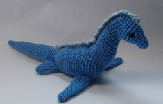 Ravelry: Little Cetus the Water Horse pattern by Danielle Bash
