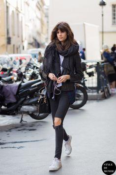 modelsoffthecatwalk:   Antonina Petkovic Fashion Tumblr | Street Wear, & Outfits