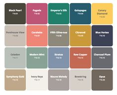 2016 Color Trends from BEHR