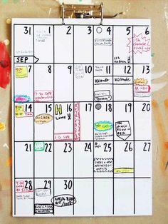 Kalender 2014 - 2016 von hippie_projects Laufzeit: NOV 2014 - APR 2016  ★ immer 18 Monate Laufzeit ★ Anfangsmonat frei wählbar ★ mit Vollmond- und Neumondphasen ★ mit Gesetzlichen Feiertagen  ★...