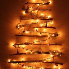 Christmas Tree  on the Wall!