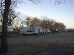 Quiet Texas RV Park
