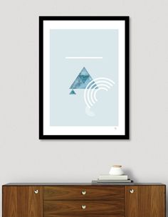 Discover «Blue», Limited Edition Fine Art Print by Ulug Doschan - From $29 - Curioos