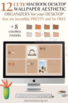 12 Macbook Desktop Wallpaper Aesthetic Freebies that are truly Amazing