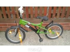"Auto-Moto-Velo, Biciclete, Bicicleta copii SX 16"", imaginea 1 din 3 Fitness, Bicycle, Bike, Bicycle Kick, Bicycles"
