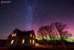 Aurora Borealis conus!