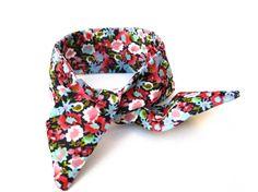 Floral Wire Bun Tie, Bun Crown, Bun Wrap, Top Knot Twist, Wrist Wrap, Hair Ties, Top Knot Band, Bun Holder, Kids Bun Tiara, Ready To Ship