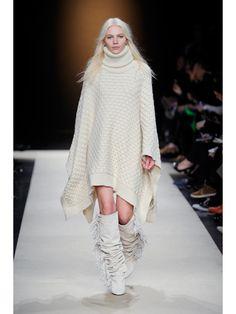 Isabel Marant. Fall 2011 Runway Trend: White Knits.