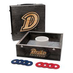 Washer Toss Game - Drake University Bulldogs