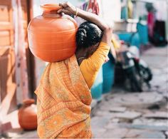 A photo journey through India of what life it's like to get access water.