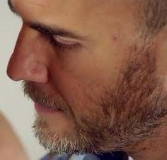 Gary Barlow close up