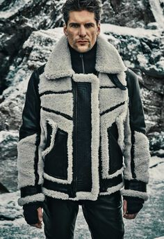 Belstaff heads to the far North for Fall/Winter 2016. See the full collection online now.