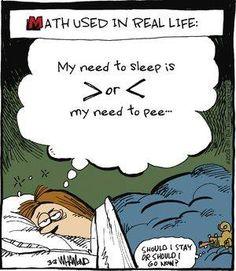 Sleep inequalities