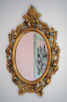 what a beautiful mirror!