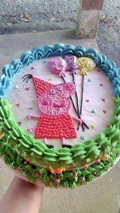 Peppa Pig.  Elaborado por manos porteñas