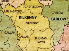 A guide to tracing your Kilkenny ancestors... County Kilkenny is one of twelve counties in the province of Leinster and is situated in the south east of Ireland. Notable industries in the eighteenth century included woollen mills, limestone quarries and coal-mining. A lack of infrastructure resulted in a decline in the nineteenth century. The county town is also called Kilkenny.