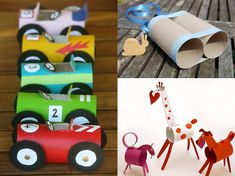 Recycled Art, Diy Toys, Reuse, Cool Kids, Origami, Art Projects, Recycling, Gift Wrapping, Diy Crafts