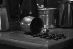 Spilt the Beans by coffeenoir